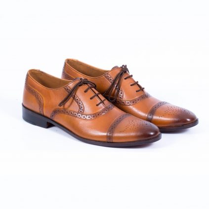 Spadera Handmade Leather Shoes - The Barca