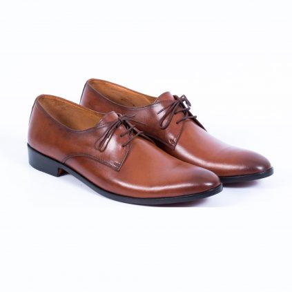 Spadera Handmade Leather Shoes - V-Cut Bodge