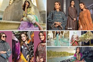 Pakistani Lawn Brands