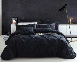 Black Bed Sheet Designs