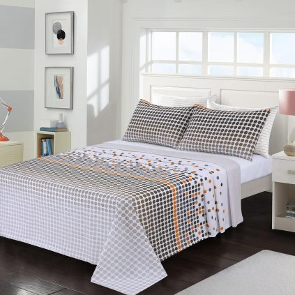 Estela Dots 3 Pcs Bedding Set