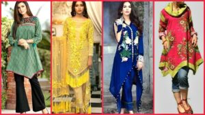 Lawn Dresses Stitching Designs