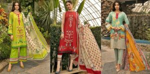 Warda Summer Collection